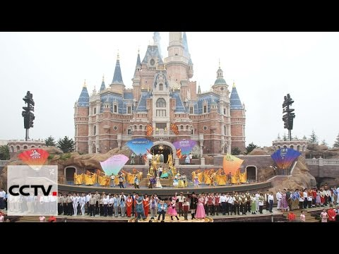 Inside China's crowded amusement park industry
