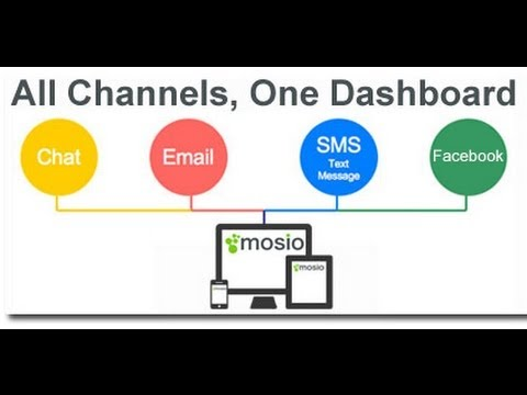 Mosio for Libraries (Librarian Connect) - Virtual Reference Software - Webinar Demo