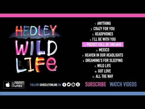 Hedley 'Wild Life' Album Sampler