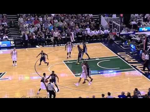 NBA Concept: Side Ball Screen + Weakside Step-up