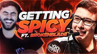 Yassuo | GETTING SPICY IN EUW W/ TSM BROKENBLADE