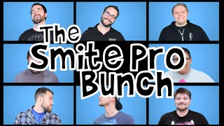 the smite pro bunch brady bunch parody