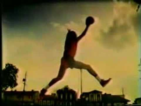 Air Jordan I commercial - Not Meant To Fly
