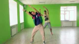 Видео урок танца на песню  u0027Недетское время u0027