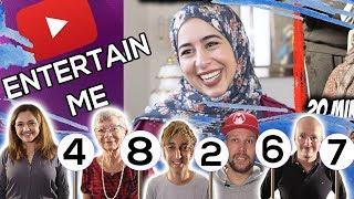 Wenn Muslime Besuch bekommen - ENTERTAIN ME - Staffel 4 Folge 1 thumbnail