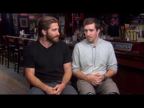 Preview: Jake Gyllenhaal on playing Boston Marathon bombing victim