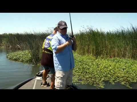 Fishing the california delta with bobby barrack youtube for Fishing without a license california