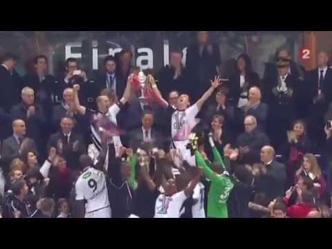 Rennes 0-2 Guingamp sur une radio guingampaise... avec les i