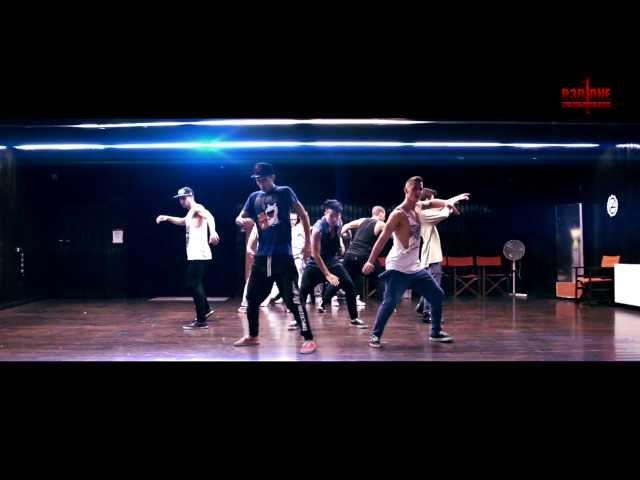 "R3D ONE | verZ ft. Duc Anh Tran ""Düki"" - Inside (Dance Practice)"