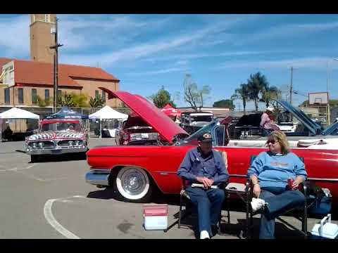 Saint marys car show 2019 Santa Maria ca