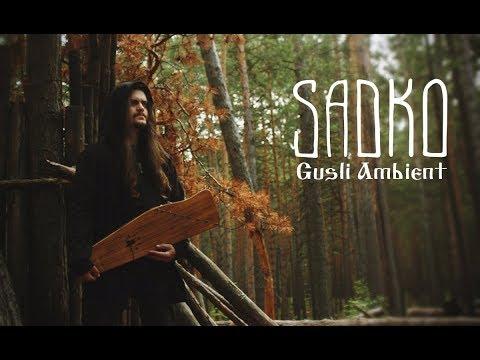 ❄ SADKO - Skaz (Album) Gusli Ambient | Dark Folk | Relaxing Slavic Music