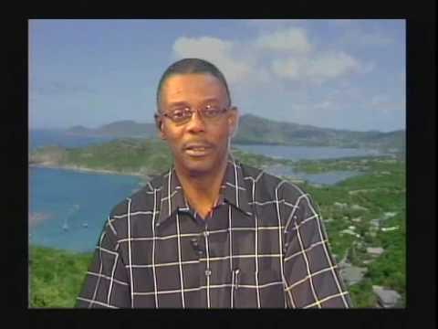 Hon. Minister Harold Lovell - Christmas Message 08