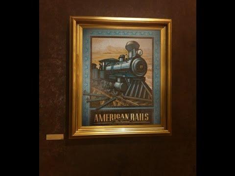 American Rails (Videoreseña) LKLK