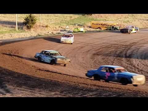Hobby stock heat #2 RPM Speedway 4.27