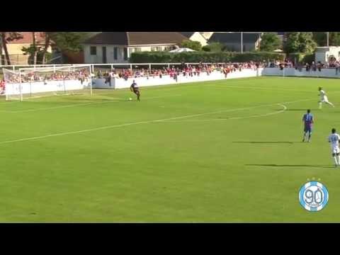 La boulette de Rémy Vercoutre - Caen vs Amiens (0-1) | Match amical