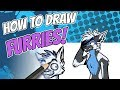 How to draw furries