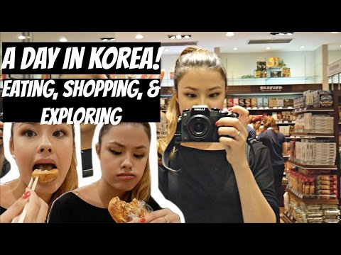 Spend the Day Shopping in  LOTTE WORLD MALL & JAMSIL STATION Seoul, Korea | The Travel Breakdown