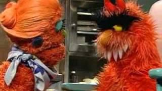 Sesame Street -  Frazzle Visits The Dentist