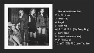 Mamamoo (마마무) // Chill Music Playlist