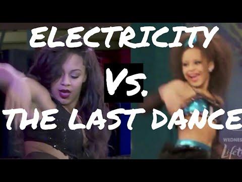 DANCE MOMS || Electricity Vs. The Last Dance