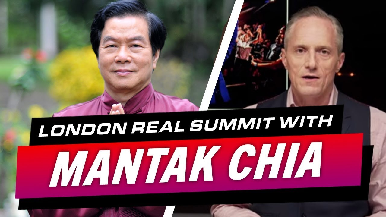MANTAK CHIA AT LONDON REAL SUMMIT 2019 - Brian Rose's Real Deal