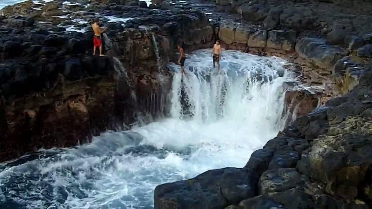 Queens Bath Drownings