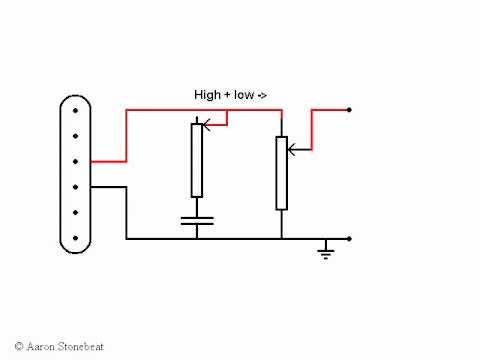 Basic Guitar Electronics I - Volume and tone control - YouTube