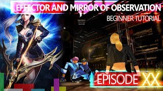 Cabal online - Effector & Mirror of Observation [Beginner Tutorial]