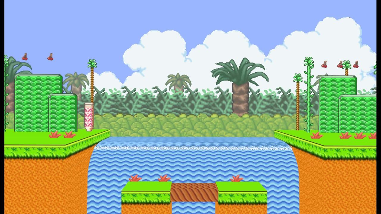 Vgw Super Mario 2 Video Wallpaper 4k
