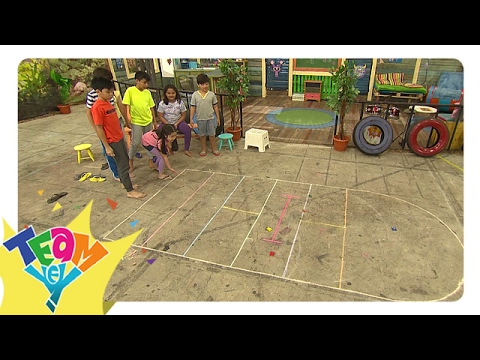 Game Play: Piko/Hopscotch | Team Yey