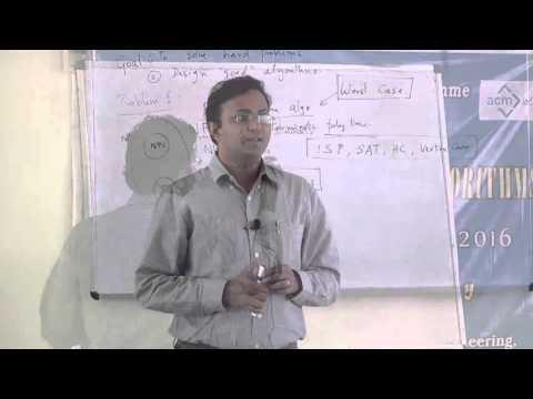 Approximation Algorithms / Randomized Algorithms - Sourav Chakraborty (part 1)