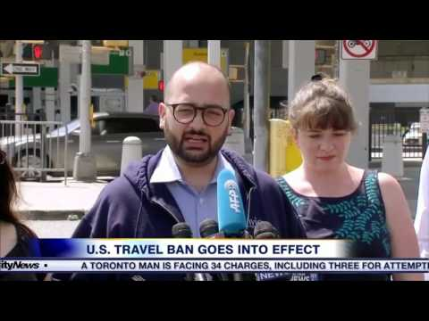 How revised Trump travel ban could affect Canadians