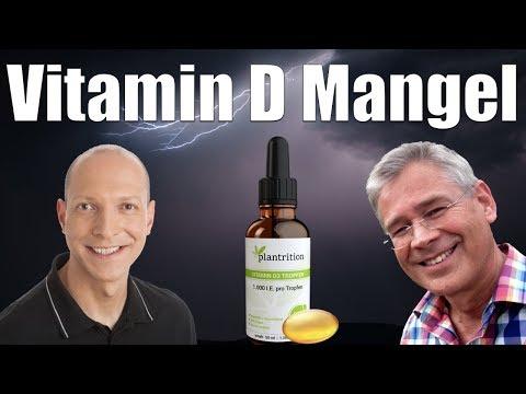 VITAMIN D MANGEL   Dr. med. von Helden über D3, K2, Magnesium & Krebs