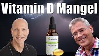 VITAMIN D MANGEL | Dr. med. von Helden über D3, K2, Magnesium & Krebs