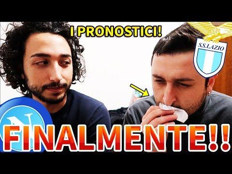 3 SETTIMANE DI ASTINENZAAA!!! NAPOLI-LAZIO [PRONOSTICI SERIE A]