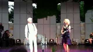 This Must Be The Place, David Byrne & St. Vincent, Meijer Gardens July 7, 2013