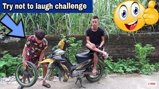 Coi Cấm Cười Phiên Bản Việt Nam | TRY NOT TO LAUGH CHALLENGE 😂 Comedy Videos 2019 | Hải Tv - Part61