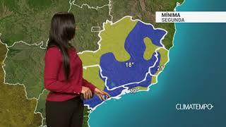 Previsão Sudeste – Ar seco e quente