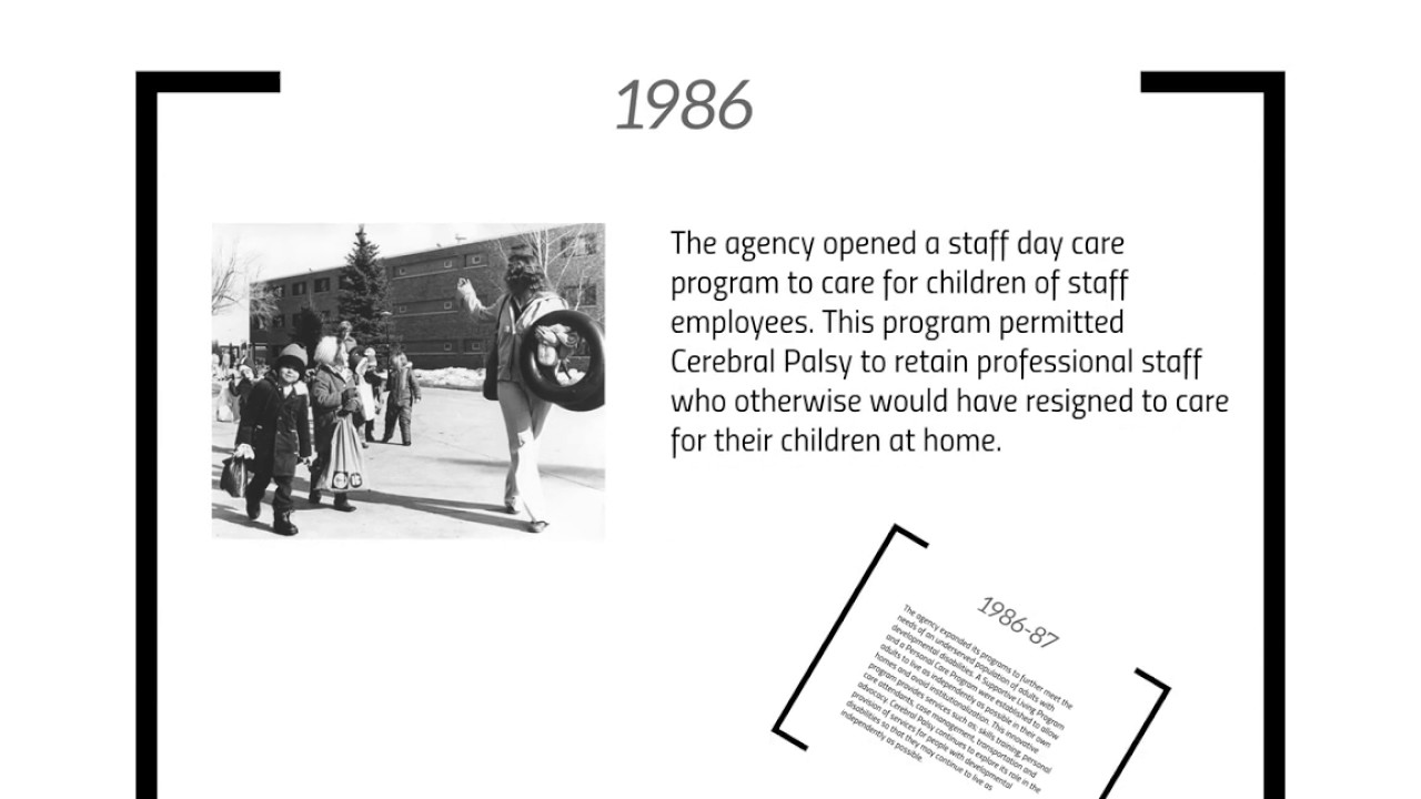 History Of Cerebral Palsy of Massachusetts - YouTube