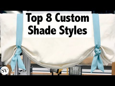 TOP 8 Shade Styles