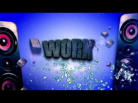 Sherwin Gardner - Work (Official Lyrics Video) 2015 Soca