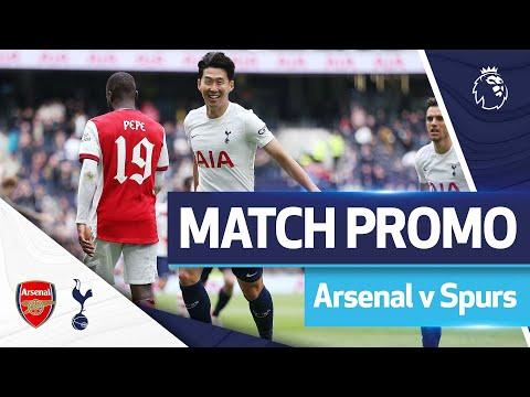 MATCH PROMO | ARSENAL V SPURS | NORTH LONDON DERBY