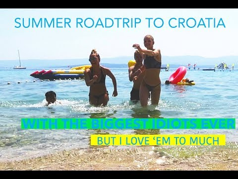 ROADTRIP TO CROATIA || 2017 SUMMER ADVENTURE VLOG