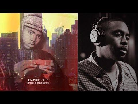 Nas - East Coast Type Beat / Hip Hop Instrumental: Empire City