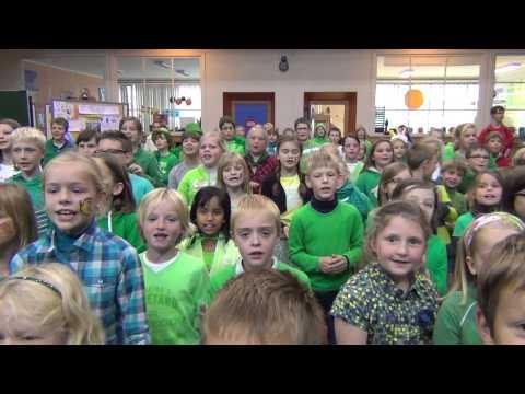 Olv-School (Ingelmunster) zingt voor het klimaat
