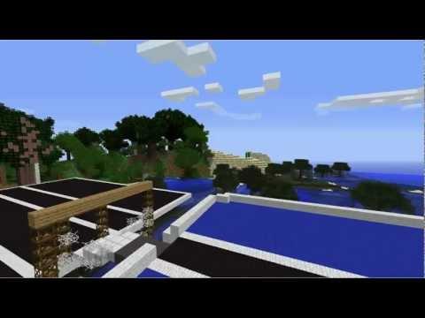 MS.Berlin Minecraft Super Ferry!