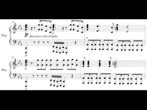 System of a Down - Toxicity Piano Arrangement (Sheet)