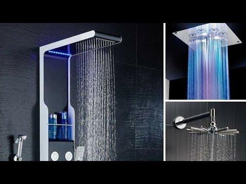 Unique Shower Pit Designs/Bathroom Interior Ideas