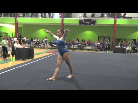 Courtney Taylor, JPAC | L10 Floor 2016 R5Championship