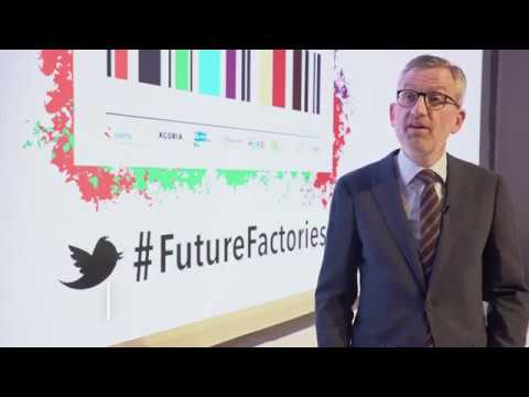 Factory of the Future Awards 2017 verslag